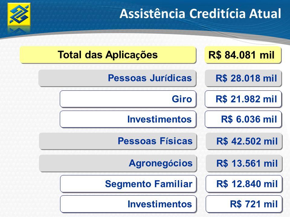 Assistência Creditícia Atual