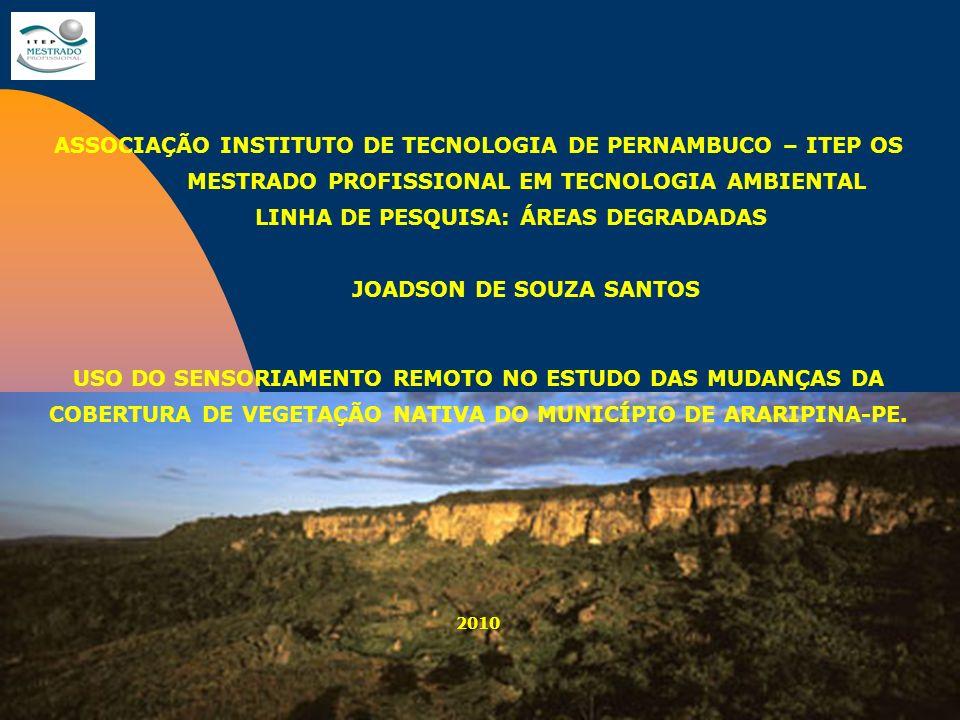ASSOCIAÇÃO INSTITUTO DE TECNOLOGIA DE PERNAMBUCO – ITEP OS