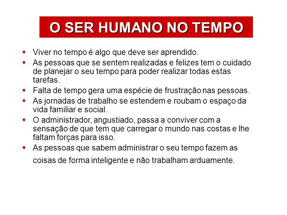 ÁREAS DE ATUAÇÃO O SER HUMANO NO TEMPO