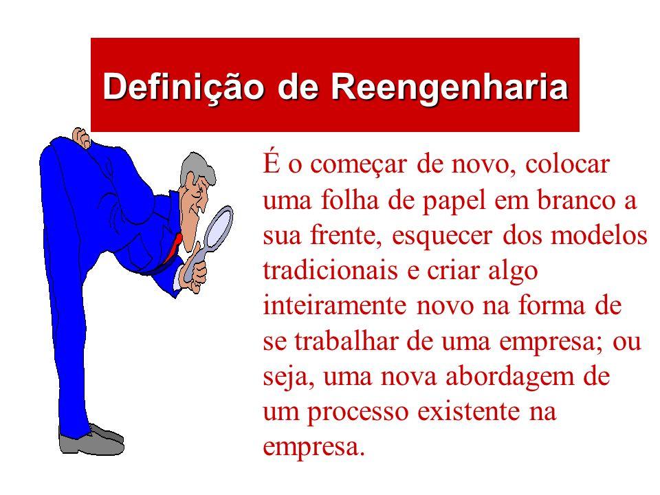 Definição de Reengenharia