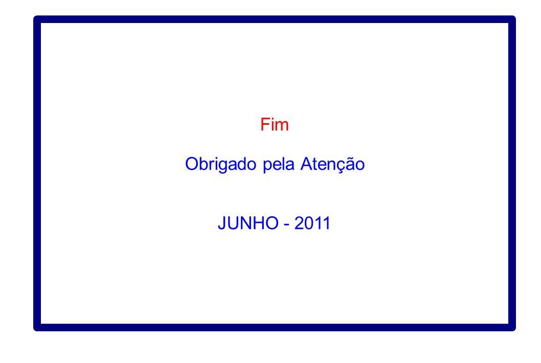 Fim Obrigado pela Atenção JUNHO - 2011 28 28 28