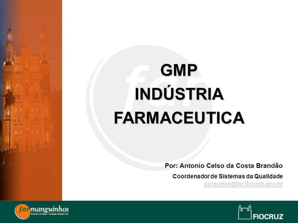 GMP INDÚSTRIA FARMACEUTICA