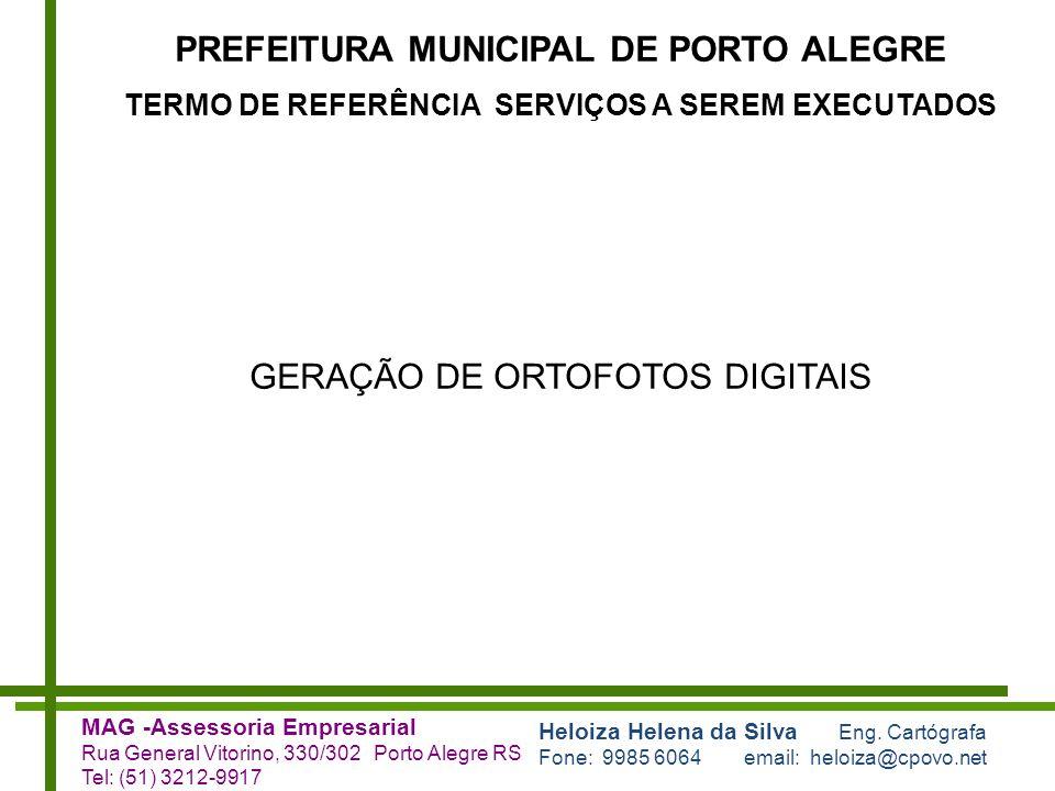 PREFEITURA MUNICIPAL DE PORTO ALEGRE