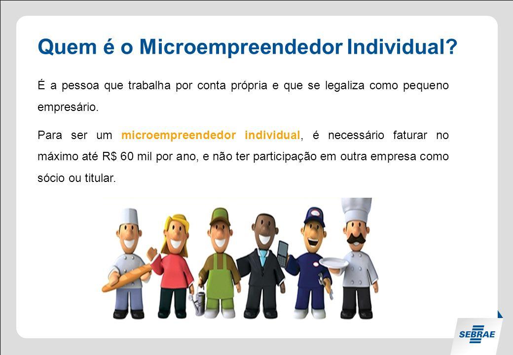 Quem é o Microempreendedor Individual
