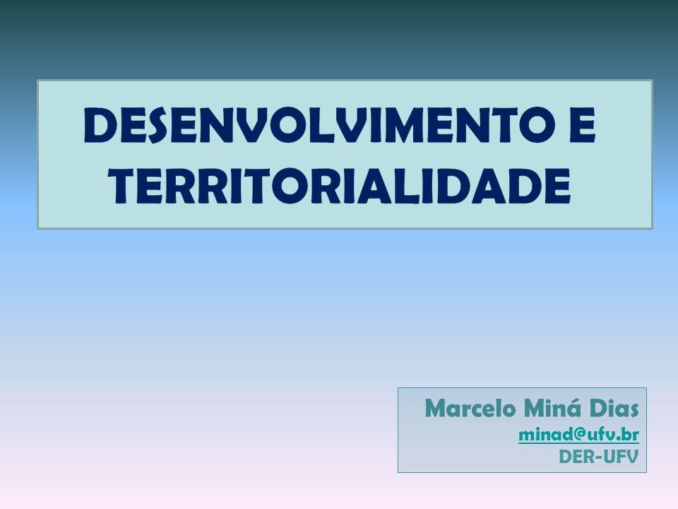 Marcelo Miná Dias minad@ufv.br DER-UFV