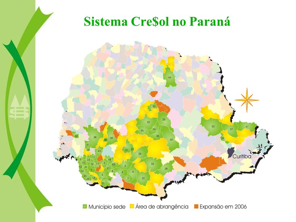 Sistema Cre$ol no Paraná