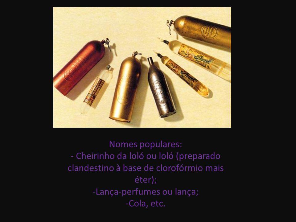 -Lança-perfumes ou lança;