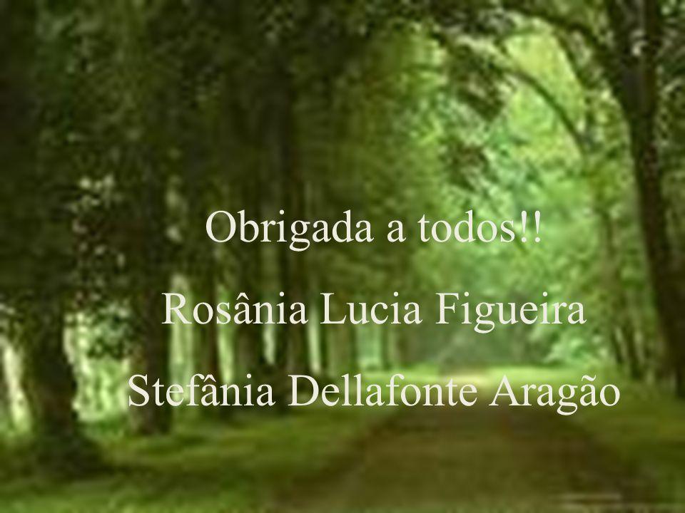 Rosânia Lucia Figueira Stefânia Dellafonte Aragão