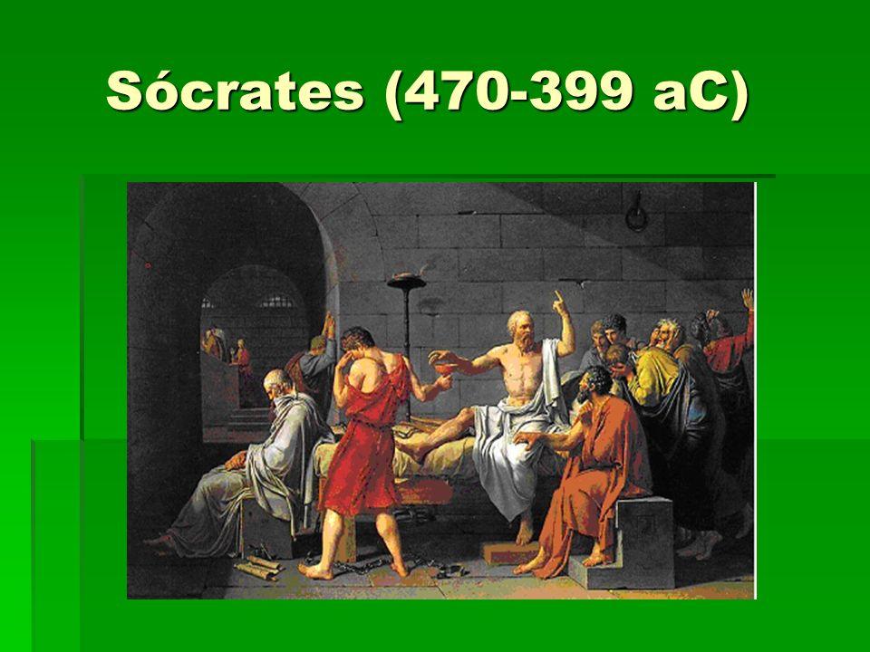 Sócrates (470-399 aC)
