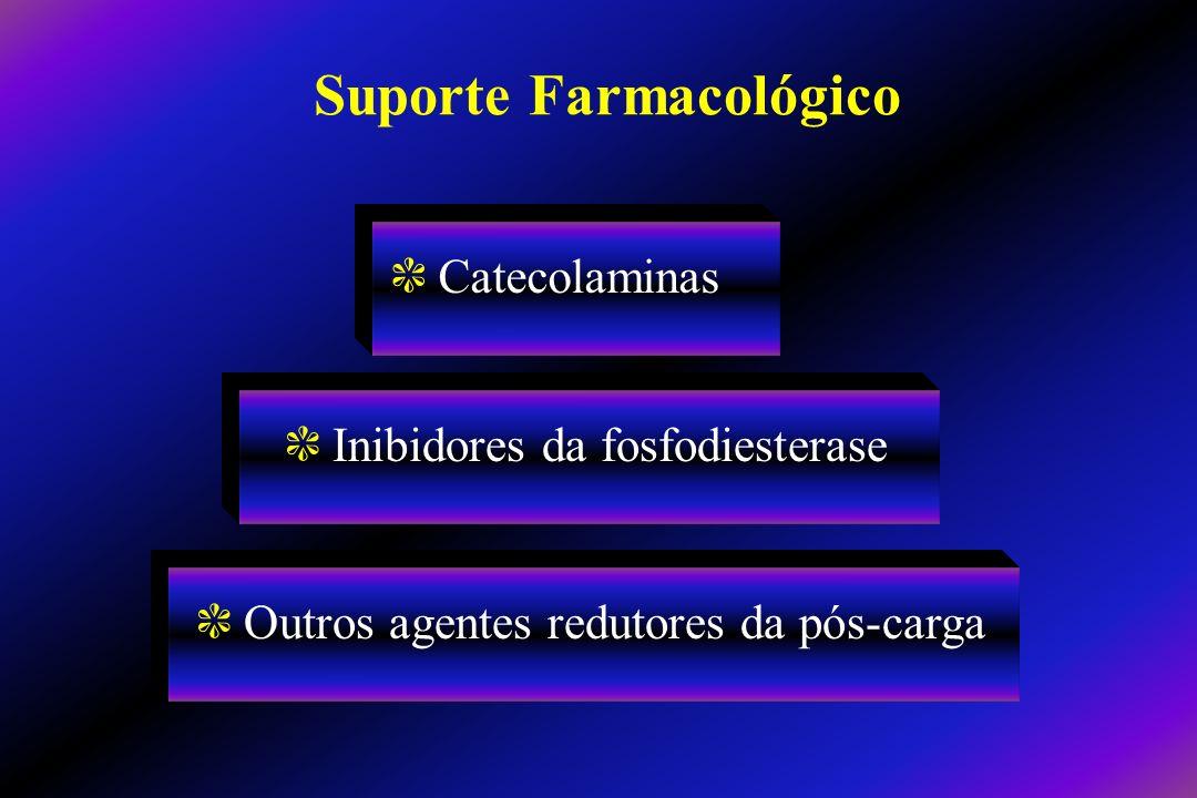 Suporte Farmacológico