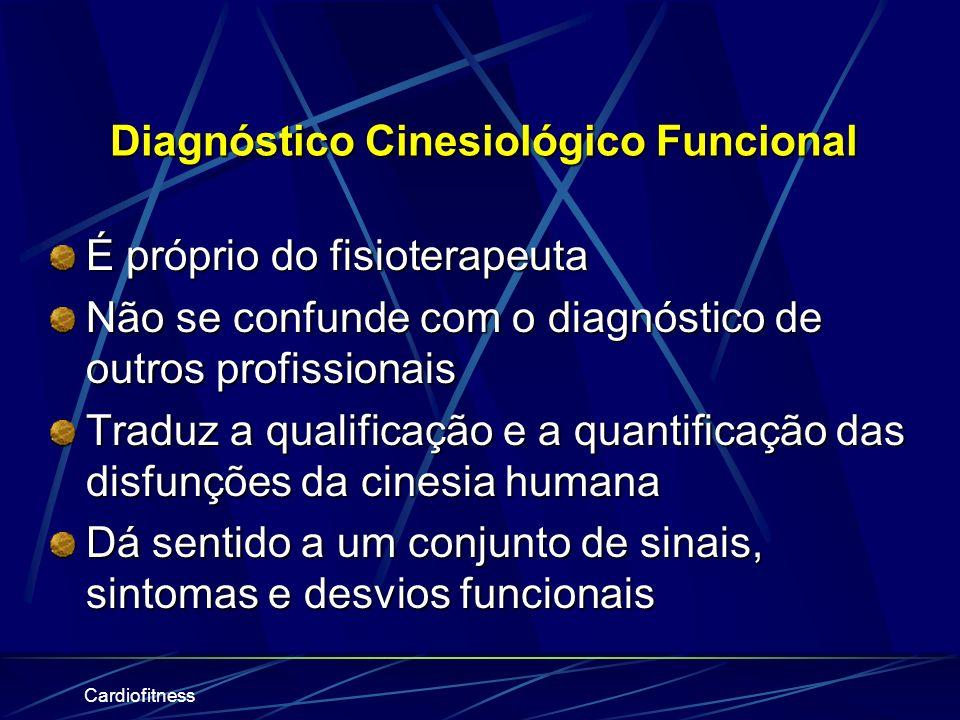 Diagnóstico Cinesiológico Funcional