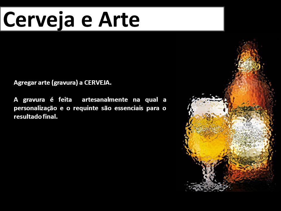 Cerveja e Arte Agregar arte (gravura) a CERVEJA.