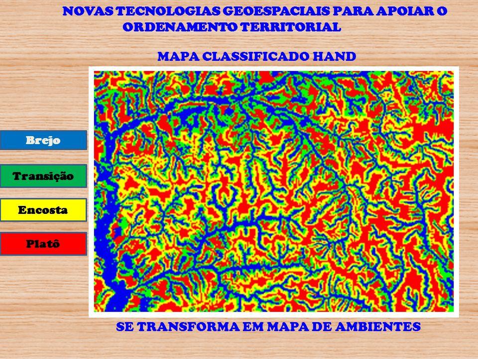 SE TRANSFORMA EM MAPA DE AMBIENTES