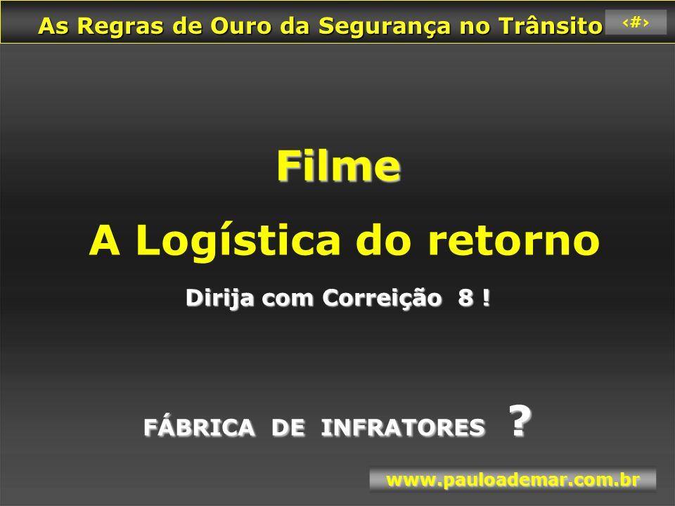 Filme A Logística do retorno