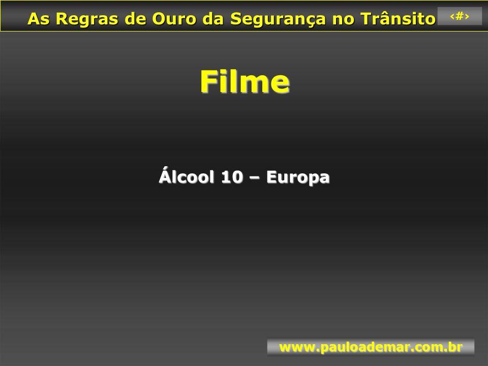 Filme Álcool 10 – Europa