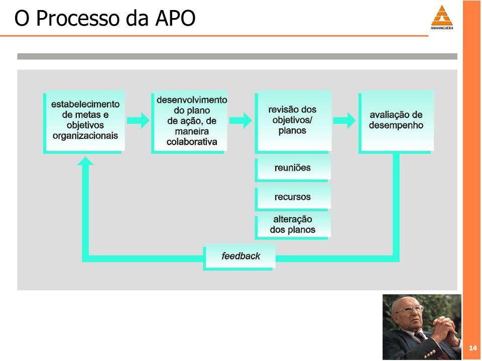 O Processo da APO