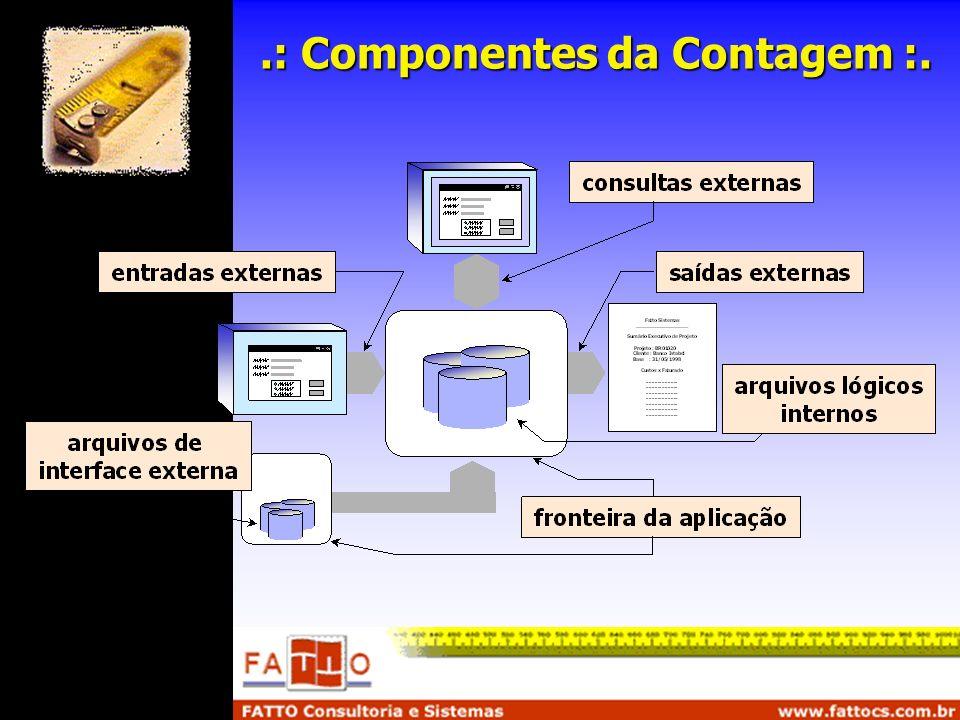 .: Componentes da Contagem :.