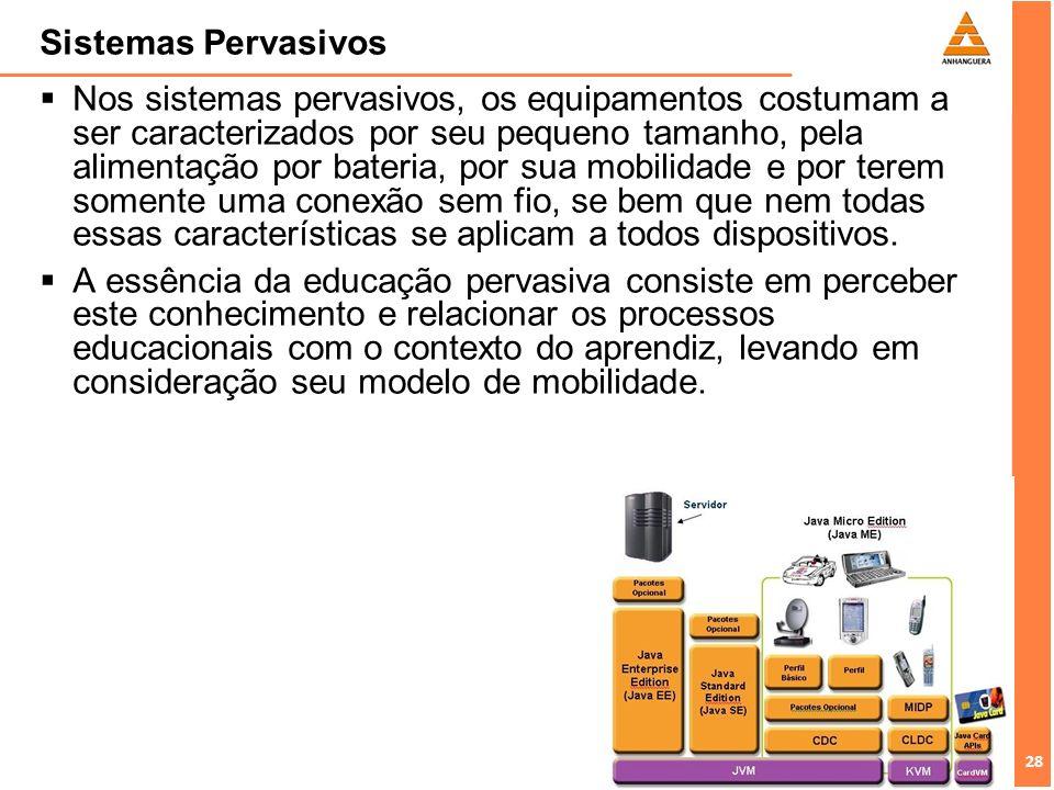 Sistemas Pervasivos