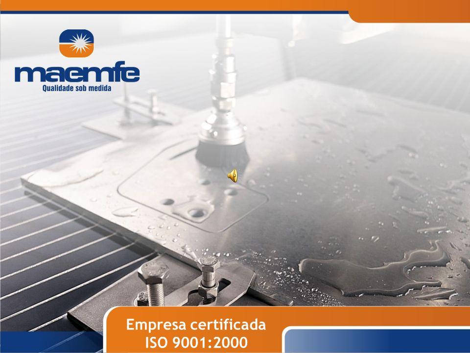Empresa certificada ISO 9001:2000