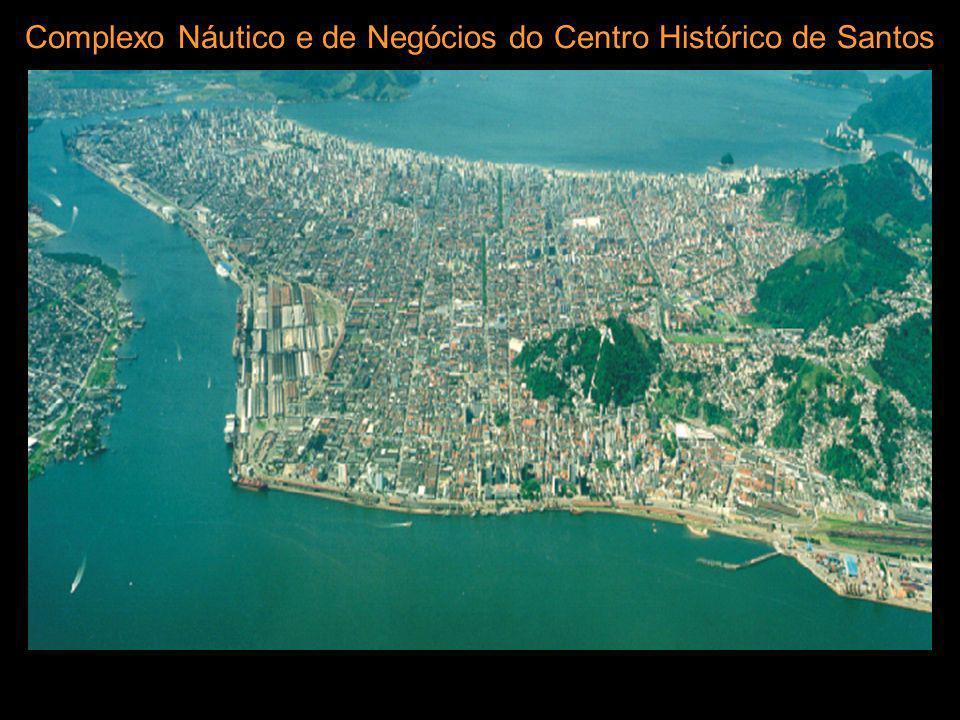 Complexo Náutico e de Negócios do Centro Histórico de Santos