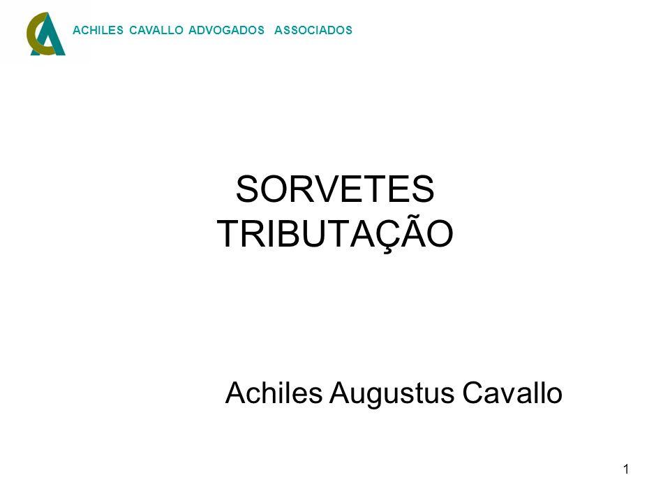 Achiles Cavallo Advogados Associados Achiles Augustus Cavallo
