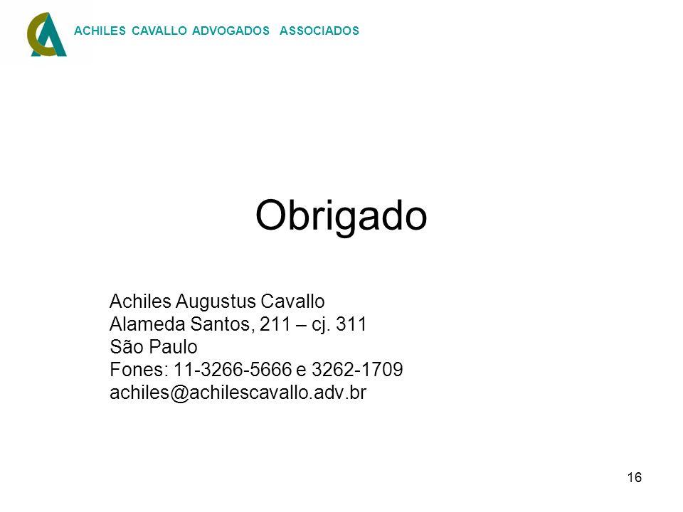 Achiles Cavallo Advogados Associados