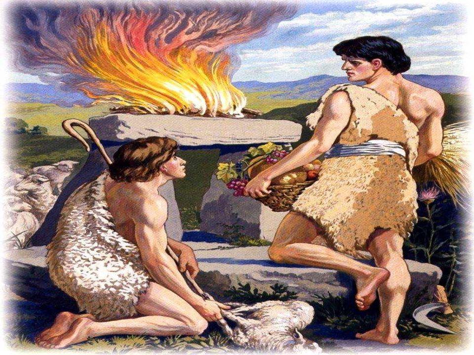 - Assim já nas primeiras páginas da Bíblia, encontramos os homens