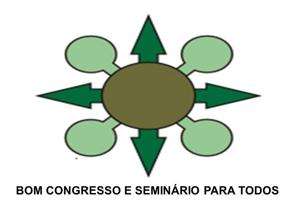 BOM CONGRESSO E SEMINÁRIO PARA TODOS