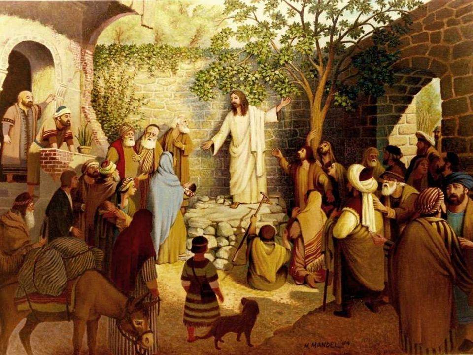 O Evangelho é um forte apelo à CONVERSÃO. (Lc 13,1-9)