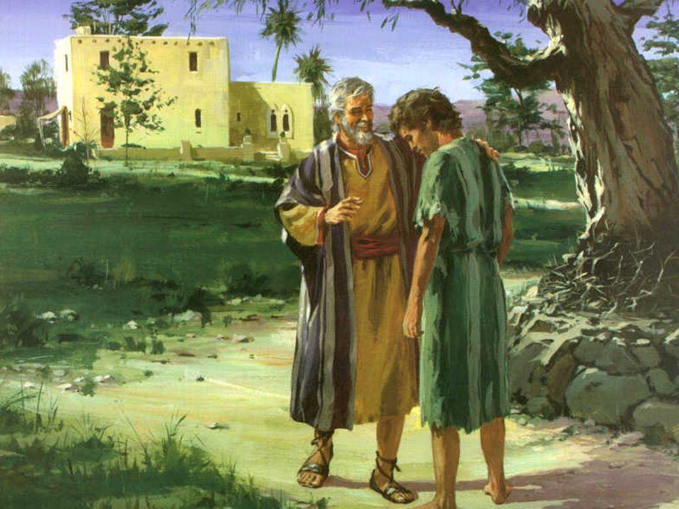 + As Parábolas da misericórdia nos revelam um Deus que ama todos.