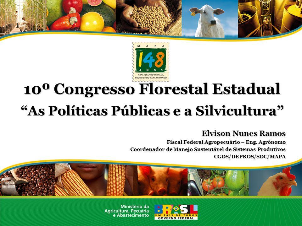 10º Congresso Florestal Estadual