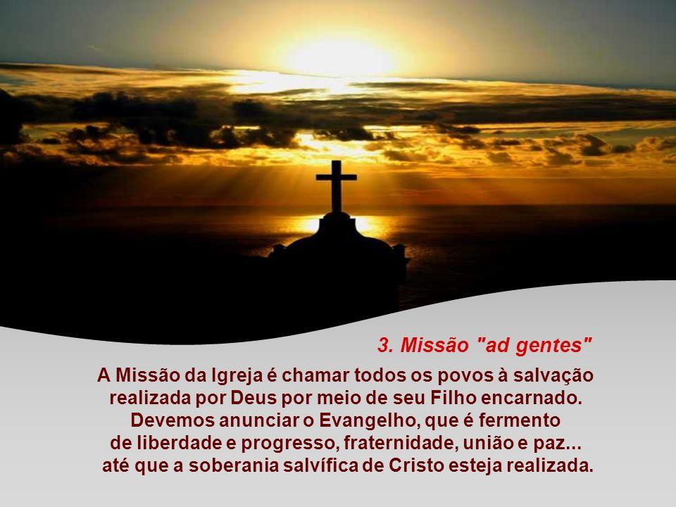 até que a soberania salvífica de Cristo esteja realizada.