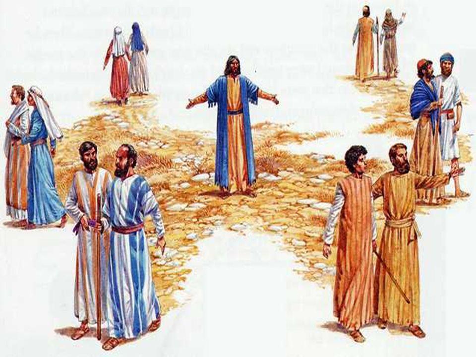 um profeta é enviado para proclamar