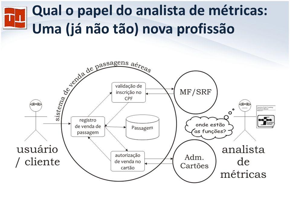 Qual o papel do analista de métricas: Uma (já não tão) nova profissão