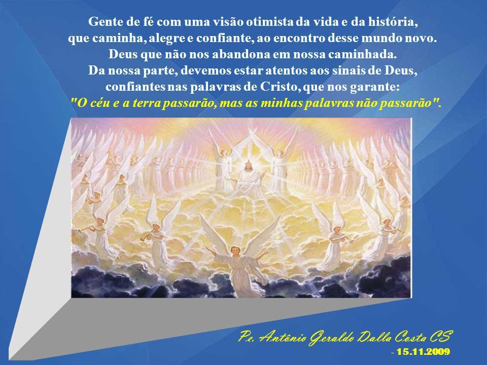 Pe. Antônio Geraldo Dalla Costa CS