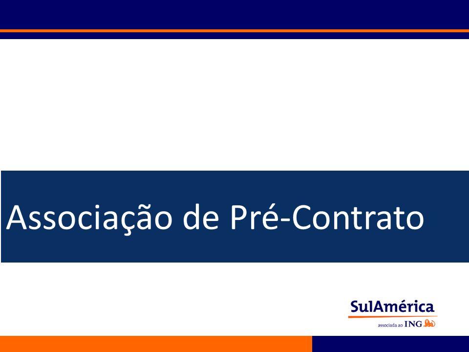 Associação de Pré-Contrato