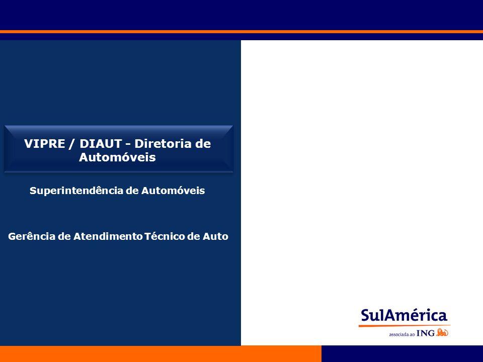 VIPRE / DIAUT - Diretoria de Automóveis Superintendência de Automóveis