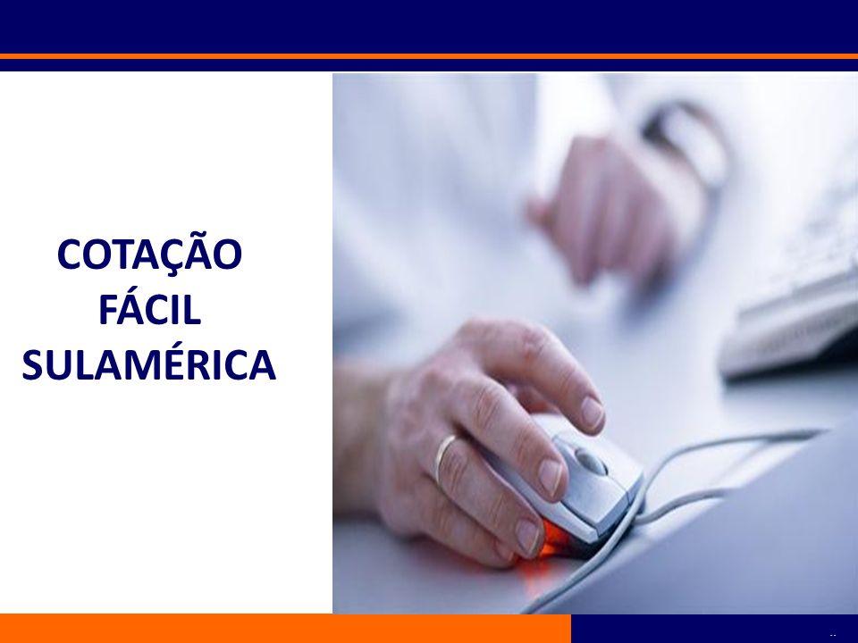 COTAÇÃO FÁCIL SULAMÉRICA