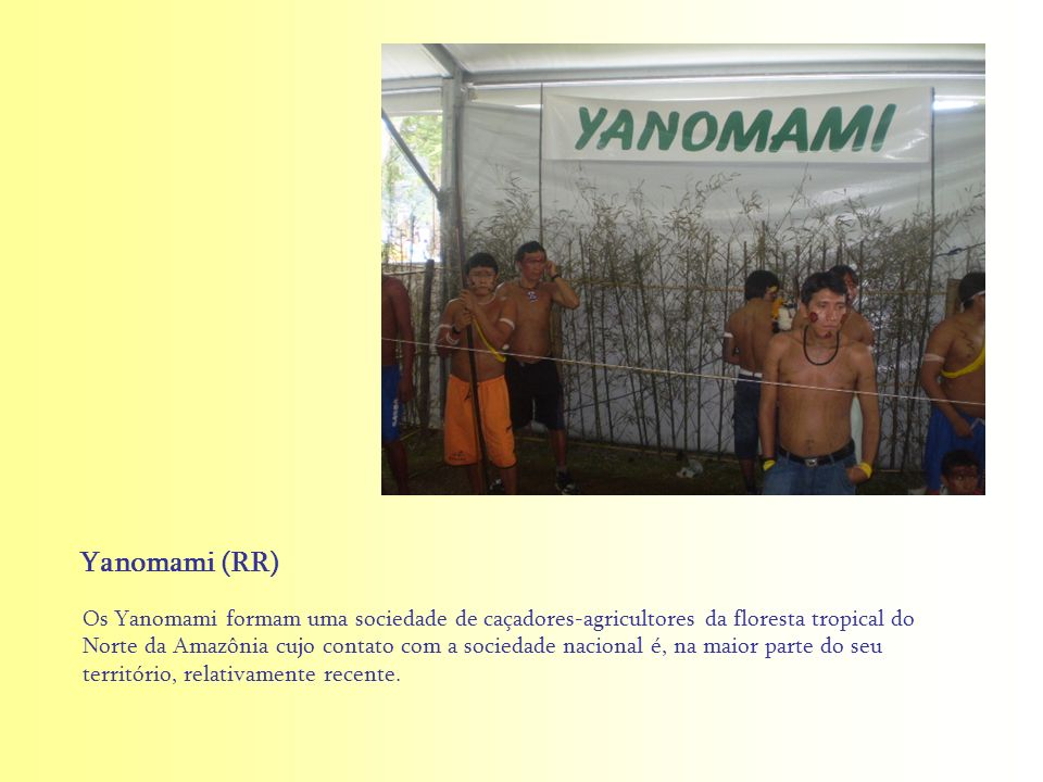Yanomami (RR)