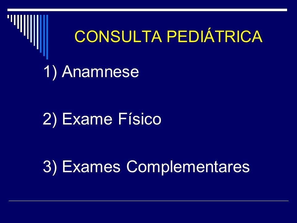 3) Exames Complementares