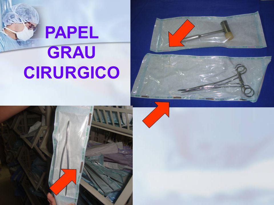 PAPEL GRAU CIRURGICO