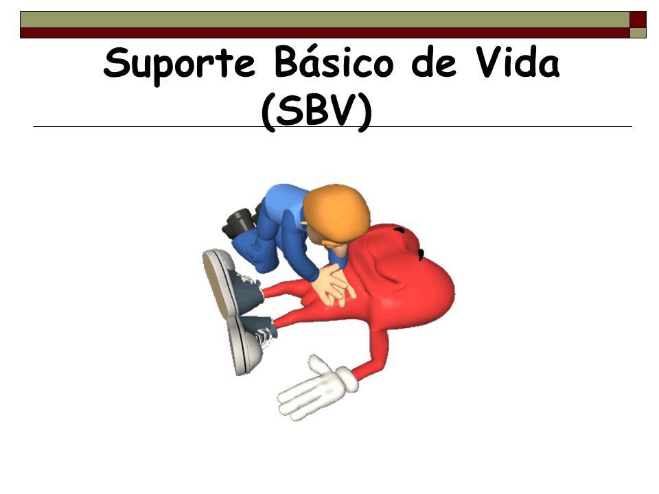 Suporte Básico de Vida (SBV)