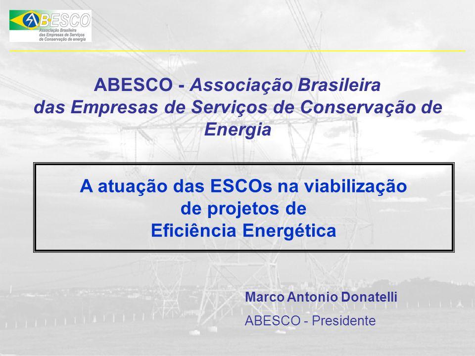 ABESCO - Associação Brasileira das Empresas de Serviços de Conservação de Energia