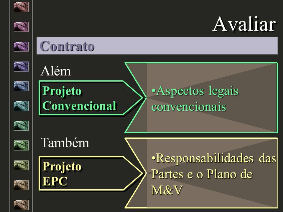 Avaliar Contrato Além Também Aspectos legais convencionais