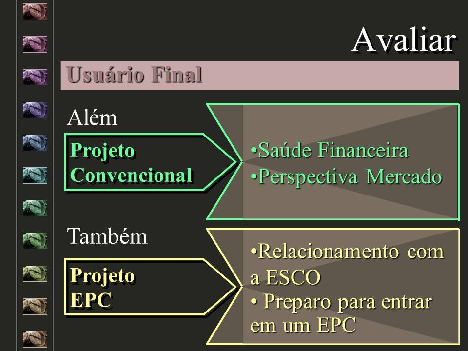 Avaliar Usuário Final Além Também Saúde Financeira Perspectiva Mercado