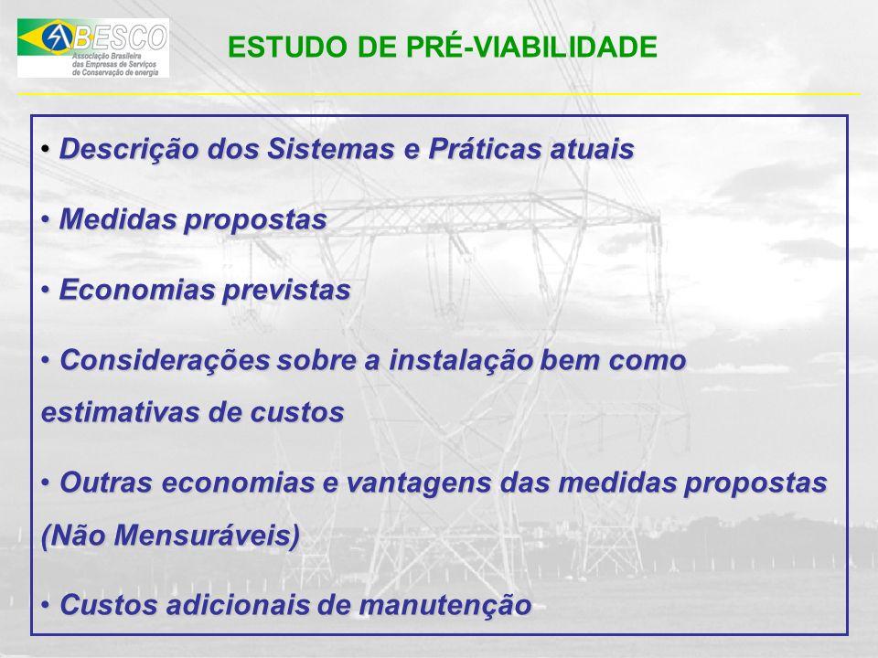 ESTUDO DE PRÉ-VIABILIDADE