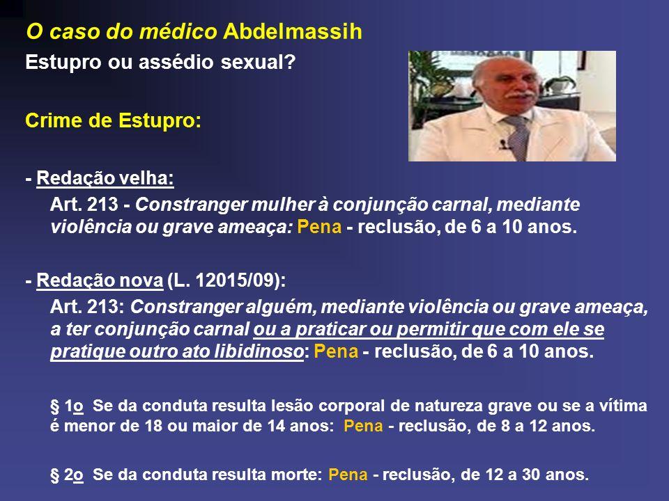 O caso do médico Abdelmassih