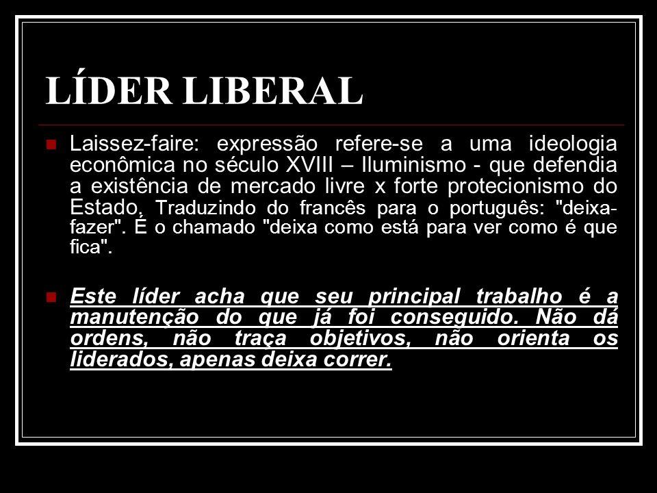 LÍDER LIBERAL