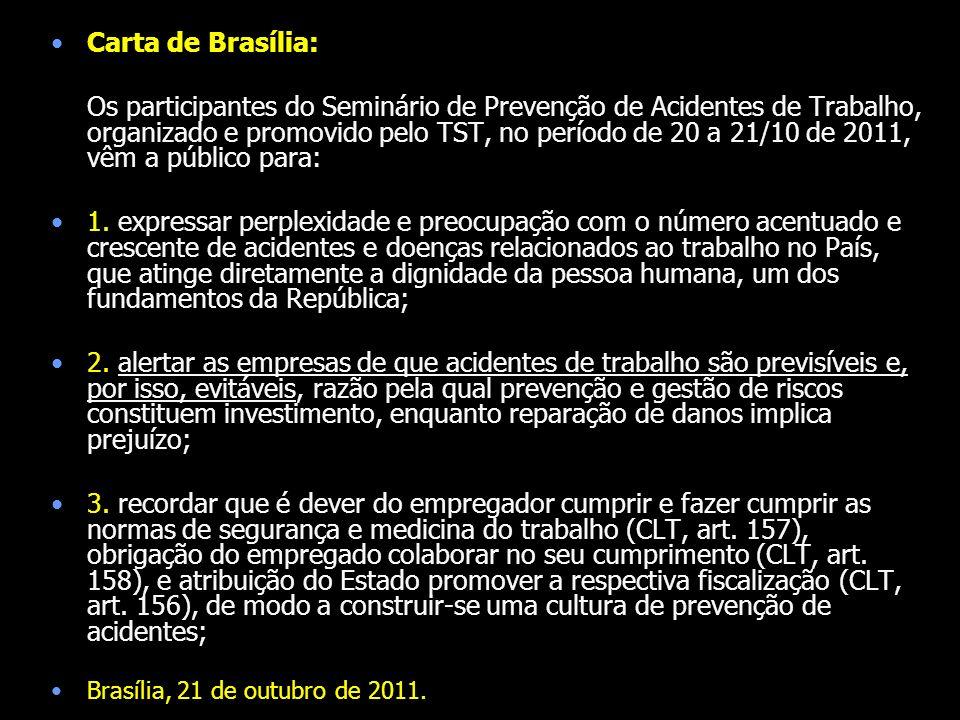 Carta de Brasília: