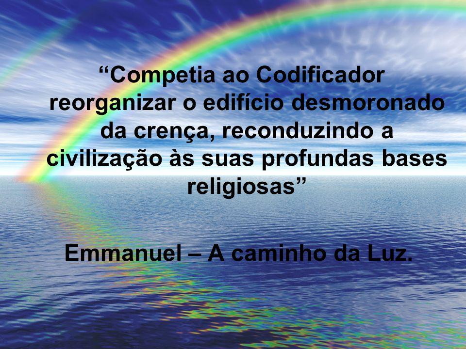 Emmanuel – A caminho da Luz.